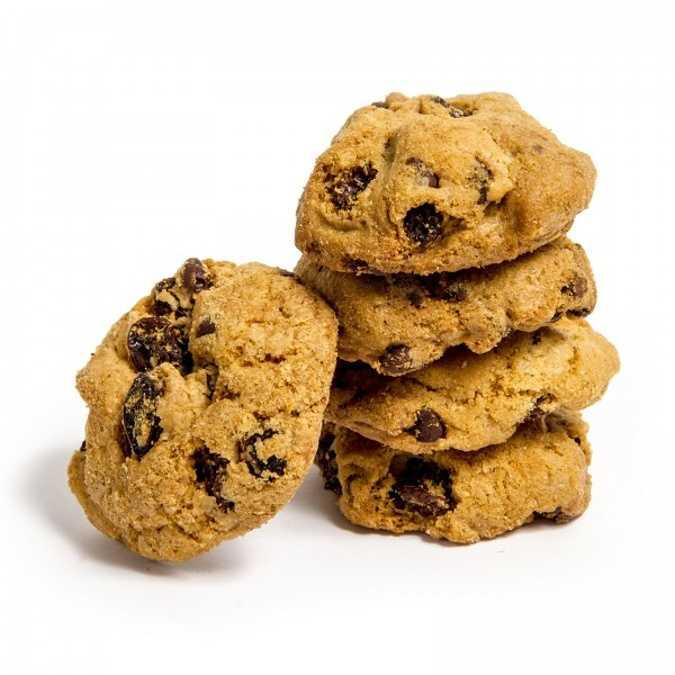 Cookies bio Raisins Chocolat en vrac 0