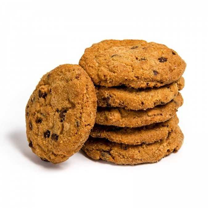 Cookies Choco noir et blanc 500g 0